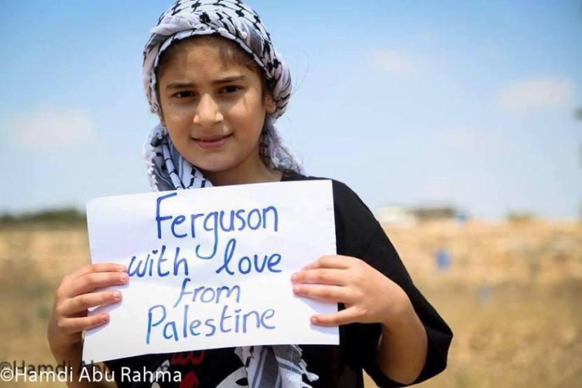 palestineloveforferguson