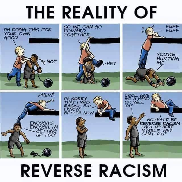racism a past or reality Racism in reality tv by: alex runser  even though americans like to believe that racism is in past, over 60% of hate related crimes were race based last year.